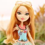 Ashlynn Ella Mirror Beach Brilliant Mattel Ever after High ashlynn Ella Mirror Beach Panenka 27 Cm