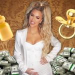 Ashlynn Ella Mirror Beach Inspiring Khloe Kardashian S Baby Registry Worth Over $90k