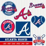 Atlanta Braves Coloring Page Awesome Group Of atlanta Braves Baseball Coloring