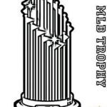 Atlanta Braves Coloring Page Excellent 30 Best Mlb Coloring Sheets Images In 2015