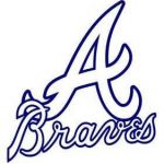 Atlanta Braves Coloring Page Inspirational Happy Opening Day Of Baseball Go Braves