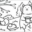Autumn Leaves Coloring Pages Inspiring Autumn themed Coloring Pages – Cortexcolor
