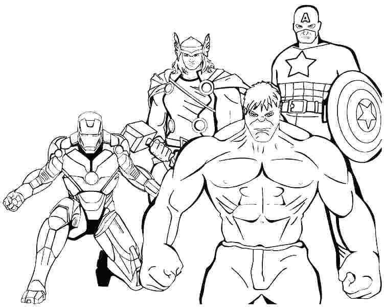 Avenger Coloring Pages Awesome Thor Coloring Pages Download Coloring Sheets