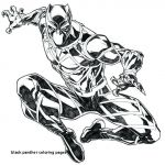 Avenger Coloring Pages Creative Black Panther Marvel Coloring Pages Lovely Black Panther Coloring