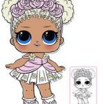 Baby Bottle Coloring Page Best Of 426 Best L O L Dolls Printables Images In 2018
