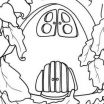 Baby Coloring Book Inspired Free Coloring Pages A House Awesome Mickey Mouse Head Coloring