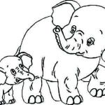 Baby Coloring Pages Elegant Baby Elephant Coloring Pages Awesome Good Coloring Beautiful