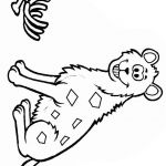 Baby Coloring Sheet Best Baby Hyena Coloring Pages New Hyena Coloring Pages Lovely 0d E41b