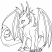 Baby Dragon Coloring Pages Exclusive Dragon Coloring Pages at Getcolorings