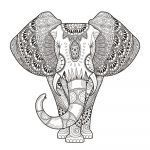 Baby Elephant Color Pages Inspirational 23 Elephant Mandala Coloring Pages Download Coloring Sheets