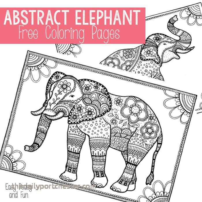 Baby Elephant Color Pages Pretty Elephant Coloring Pages Beautiful Coloring Elephant Awesome Color