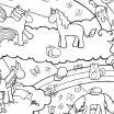 Baby Unicorn Coloring Pages Brilliant Coloring Unicorn – Chromadolls