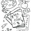 Back to School Coloring Pages for Preschool Awesome Coloring Pages for Kindergarten Sunday School – Queenandfatchef