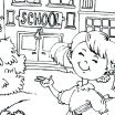 Back to School Coloring Pages for Preschool Unique 100th Day Of School Coloring Printable – Cheapflowersfo