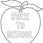 Back to School Coloring Pages Printable Awesome 11 sources for Free Back to School Coloring Pages