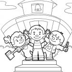 Back to School Coloring Pages Printable Inspiration 11 sources for Free Back to School Coloring Pages