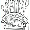 Back to School Coloring Pages Printable Inspired School Coloring Sheet