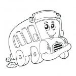Back to School Coloring Sheets Fresh School Bus Coloring Page New School Bus Safety Coloring Pages for