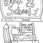 Back to School Coloring Sheets Inspirational Colouring Pages School Fresh Back to School Funny Ruler Coloring