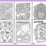 Back to School Coloring Sheets Inspirational Mindfulness Colouring Sheets Bumper Pack for Kids