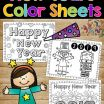 Back to School Coloring Sheets Inspirational New Years 2019 Coloring Pages and Writing Sheets Free Yearly