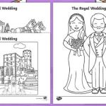 Back to School Coloring Sheets Unique the Royal Wedding Colouring Pages