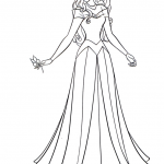 Barbie Color Sheets Inspired Disney Princess Coloring Pages Disney