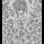 Barbie Coloring Pages Pretty 14 Awesome Barbie Coloring Page Kanta