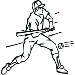 Baseball Teams Coloring Pages Exclusive Baseball Coloring Sheets – Kryptoskolenfo