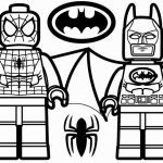Batman Coloring Sheets Inspired Awesome Batman Spiderman Coloring Pages – thebookisonthetable