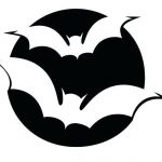 Batman Mask Stencil Awesome Ghost Cutouts Printable – Canadiansffo