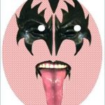 Batman Mask Stencil Awesome Mask Template 2 Gallery for Half Face Ghost Free Monkey Donkey