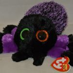 Beanie Boo Speckles Elegant Ty Beanie Boos Creeper the Purple Spider Boo
