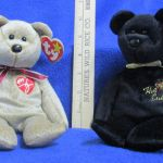 Beanie Boo Speckles Pretty Ty Beanie Babies Bear Plush original Stuffed and 50 Similar Items