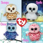 Beanie Boo Swoops Inspiring Tell Us which Of these Kooky Owl Beanie Boos is Your Favorite