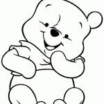 Bear Coloring Pages Exclusive Inspirational Halloween Pooh Bear Coloring Pages – Lovespells
