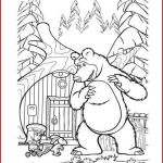 Bear Coloring Pages Wonderful Bear Drawings Drawing Bear Fresh Smurf Coloring Pages New