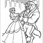 Beauty and the Beast Coloring Book Amazing Free Disney Princess Beauty and the Beast Coloring Pages 1000