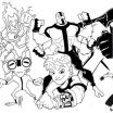 Ben 10 Colouring Book Beautiful Ben 10 Coloring Pages at Getcolorings