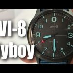 Ben 10 Watch Pictures Creative Avi 8 Flyboy Automatic Watch Av 4021 0d with Nato Strap Set Review
