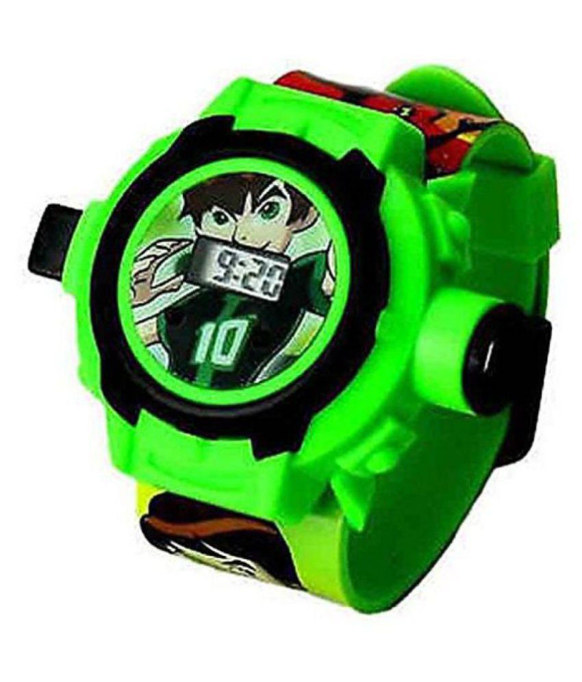 BEN 10 WATCH Price in India Buy BEN 10 WATCH line at Snapdeal