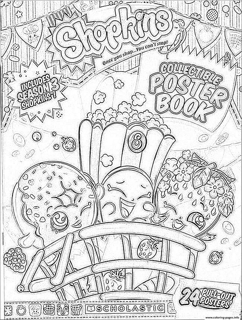 Best Shopkins In the World Amazing Luxury Printable Coloring Pages Shopkins
