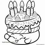 Best Shopkins In the World Exclusive Cake Coloring Pages Inspirational 30 Shopkins Coloring Pages Wishes