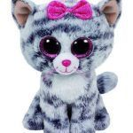 Big Eyed Ty Beanie Babies Marvelous Love This Kiki the Gray Cat Beanie Boo On Zulily Zulilyfinds