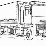 Big Trucks Coloring Pages Amazing Mail Truck Coloring Page Lovely Tipper Truck Full Od Sand Coloring