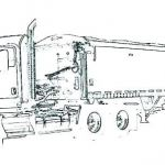 Big Trucks Coloring Pages Awesome Land Transportation Coloring Pages – Danielweb