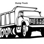 Big Trucks Coloring Pages Brilliant Truck Coloring Pages