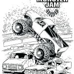 Big Trucks Coloring Pages Inspirational Big Truck Coloring Pages – Reelradiofo