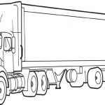 Big Trucks Coloring Pages Inspiring Pin by Shreya Thakur On Free Coloring Pages