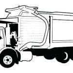 Big Trucks Coloring Pages Pretty Semi Truck Coloring Page